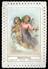 santino merlettato-holycard-canivet SS.ANGELI