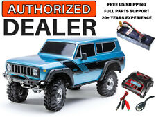 Redcat GEN8 Crawler Scout II 4x4 Scale 2.4Ghz RTR BLUE Combo w/ Lipo & Charger