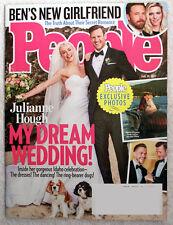 July 24, 2017 People Magazine - Julianne Hough, My Dream Wedding!