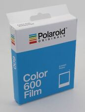 Polaroid Originals Colour Instant Film for Polaroid 600 Cameras - White Frame