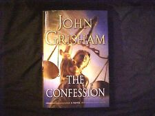 The Confession by John Grisham (2010, Hardcover) FIRST EDITION Book Novel