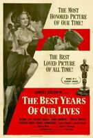 67216 The Best Years of Our Lives Movie Fredric March Wall Print POSTER Plakat