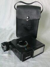 Nikon F Flash Speedlight SB-2 & SS-2 Case