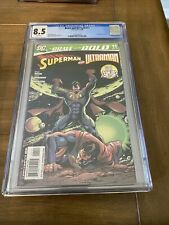 Brave and the Bold  #11  CGC 8.5  ( Superman & Ultraman)