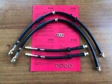 Stahlflexleitungen Stahlflexbremsleitungen  Audi A1 S1 8X  Quattro