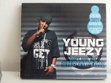 CD Album YOUNG JEEZY Can't ban the snowman UR0073