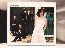 VENDETTA - FRENCH KISS CD SINGLE EX/VG+