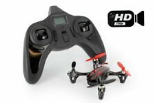 Hubsan X4 H107C 2.4G 4CH RC Quadricottero Drone Videocamera HD, Flip, Speed