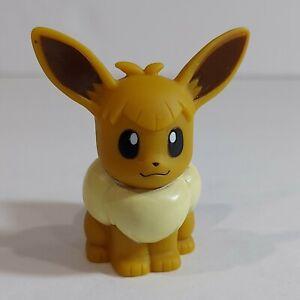 2019 Pokemon Finger Puppet Sandy Nagisa Eevee Catch em All Nintendo Bandai