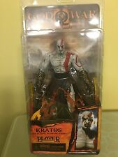 GOD OF WAR II KRATOS FLAMING BLADES OF ATHENA NECA REELTOYS HASBRO KENNER