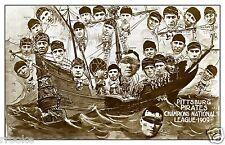 1909 Pittsburgh Pirates Baseball Team Picture Fine Art Print / Poster