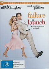 Failure To Launch - NEW DVD
