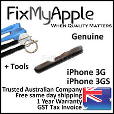 iPhone 3GS 3G OEM Volume Side Button Key Swtich Replacement Up/Down Tools Kit