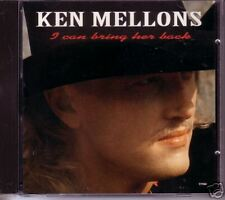Ken Mellons I can Bring Her Back PROMO DJ CD Single 94