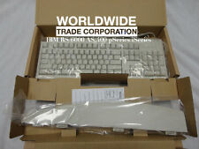 NEW IBM 02K0848 02K0849 KEYBOARD PS/2 3153 RS6000 pSeries Server Free Shipping