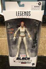 New 2020 Marvel Legends Black Widow - White Suit (Target Exclusive)