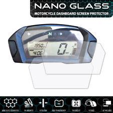 Honda CTX700 NC700 NANO GLASS Dashboard Screen Protector x 2
