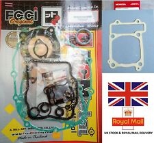 1979-1982 NE Complete Gasket Set 995432 Honda XL 125 S Drum Model