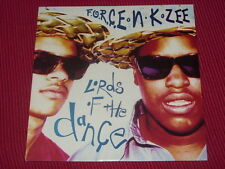 "F.o.r.c.e n K.zee:  Lords of the dance    UK    Near Mint   7"""
