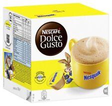 2 x NESCAFE DOLCE GUSTO - Nestlè Nesquik - 2 x 16 capsules - SHIPPING FREE