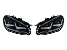 LEDriving® XENARC Golf 6 VI BLACK EDITION Xenon Phare LED circulation clignotant