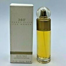 Perry Ellis 360 for Women 1.0 oz / 30 ml Eau de Toilette Spray New Damaged box
