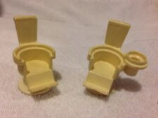 Fisher Price Little People Vintage Beauty Salon Chair Set