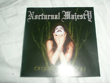 Nocturnal Majesty ‎Orgiastic Trilogy CD Dimmu Borgir Emperor Cradle of Filth