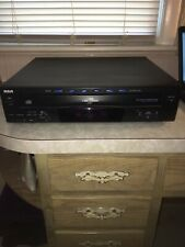 RCA 5 Disc Carousel CD Player Changer System RP-8070C