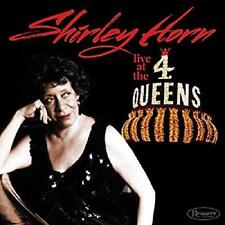 Shirley Horn - Live At The 4 Queens (NEW CD)