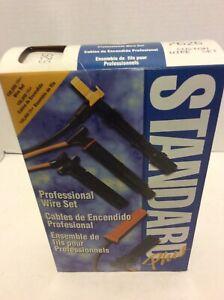 New Standard Plus Custom Spark Plug Wire Set 7626 Fast Ship
