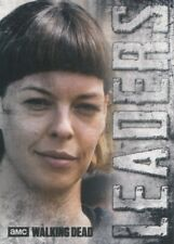 2018 Topps The Walking Dead Hunters and the Hunted Leaders Insert #L-8 Jadis