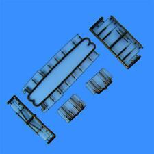 H15-44 H16-44 HANDRAILS BODY MOUNT VERSION 950408  ATLAS HO Scale