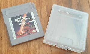 The Final Fantasy Legend for Game Boy in Immaculate Condition+BRAND NEW Battery