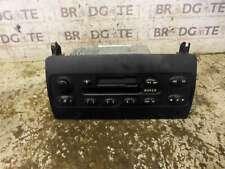 ROVER 75 1999-2004 RADIO CASSETTE - XQD101091