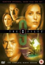 The X-Files - Series 9 - Complete (DVD, 2005, M-Lock Packaging)