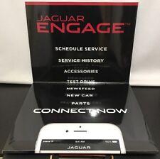Jaguar Engage Mobile Phone App Dealer Shop Advertising Sign Display Board New 5'