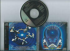 JOURNEY - FRONTIERS   (without OBI ) JAPAN FIRST PRESS  ORIGINAL CD