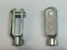 M6 Clevis G 6 x 24/M6 with snap lock pin zinc coated  QUANTITY-2
