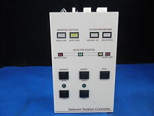 NORAN INSTRUMENTS Detector Position Controller S/N: 0795634
