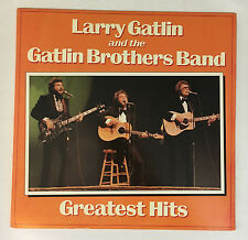 Larry Gatlin and the Gatlin Brothers Band Greatest Hits Colombia Stereo LP (NM)