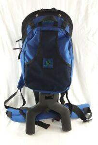 Evenflo Trailblazer Hiking Baby Carrier Backpack Blue Black 541850