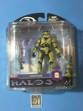 Halo 3 Series 2 Spartan Soldier EOD (Olive Green) Mc Farlane Action Figure