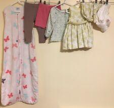 Baby Girls Bundle de Vêtements Âge 6-9 mois OBAIBI Mini Mode < D1119