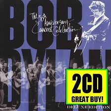 BOB DYLAN 30th ANNIVERSARY CONCERT (2 CD) EDDIE VEDDER~CLAPTON~NEIL YOUNG *NEW*