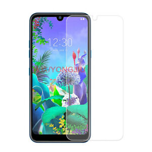 Genuine Tempered Glass Protective Screen Protector Film For LG Q60 Protector