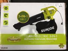New Sun Joe Blower 3-in-1 Electric Blower Vacuum Leaf Mulcher SBJ604E SUNJOE