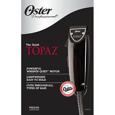 Oster Professional Topaz (Black Fast Feed) Barber Hair Clipper 76023-310