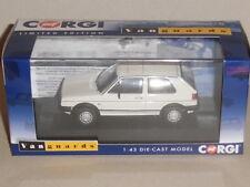 VA13605 Corgi Vanguards VW Golf Mk2 GTI Alpine White