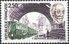 Frankreich 2586 (kompl.Ausg.) postfrisch 1987 Metro